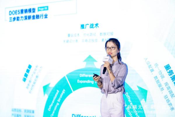 纵横计划第一站 | OPPO营销金融行业沙龙成功开启,聚焦增长新机遇
