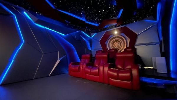摩根家庭影院:打造超级梦幻音乐影院系统