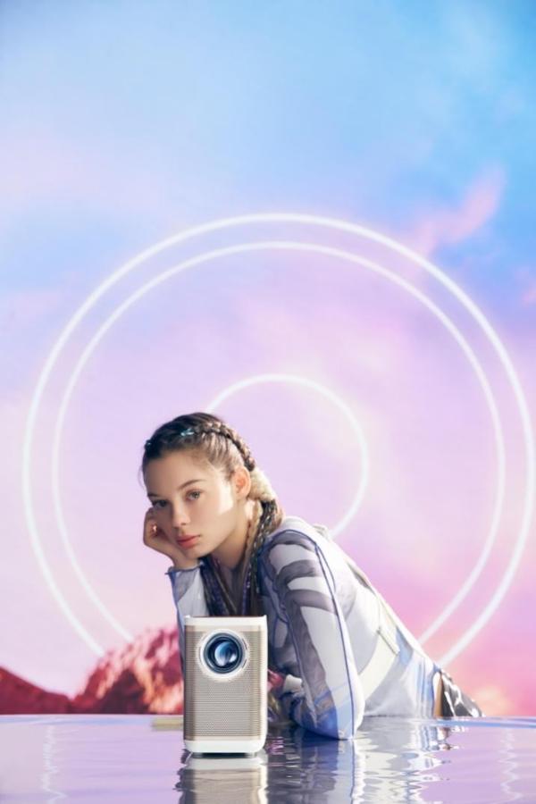 千元投影仪市场终于等来了旗舰 知麻影院电视新品首发
