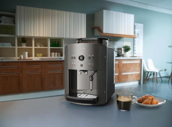 元气满满的夏日,从KRUPS克鲁伯EA81全自动意式现磨咖啡机开始!