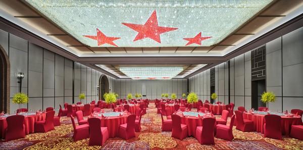 延安万达嘉华及万达锦华酒店隆重开业