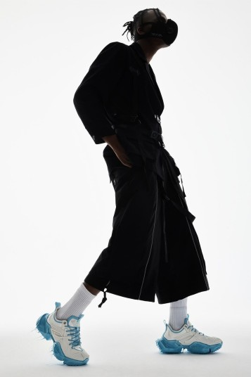 OGR机甲鞋万物可「融」系列新款上市,打破常规理性认知去探索未知