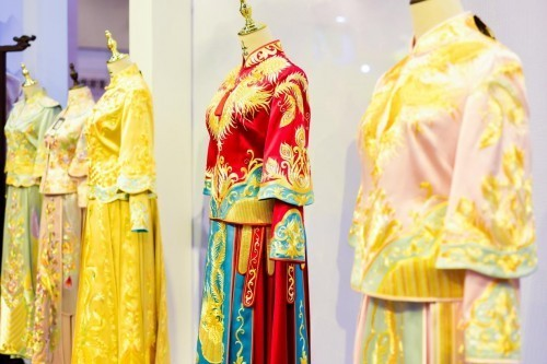 丝绸苏州2021展览会开幕,来感受丝绸魅力吧!