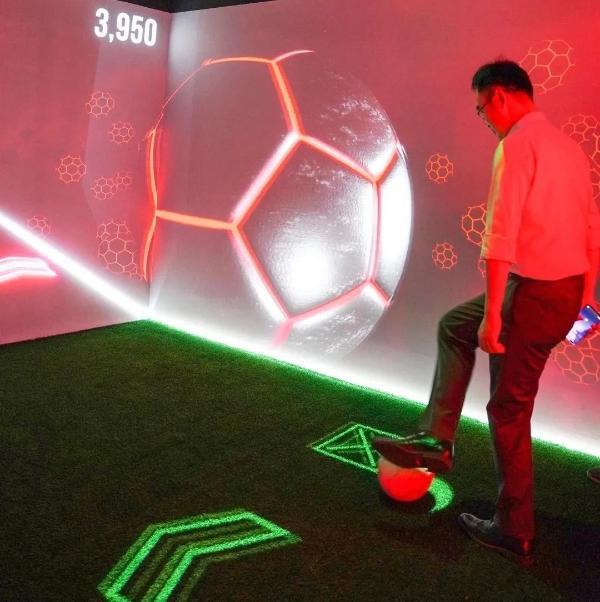 虚拟动点与华锐视界科技携手共创沉浸式娱乐时代