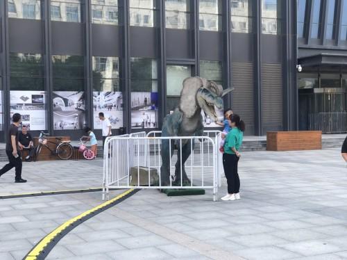 锦荟港大型恐龙奇幻展,沉浸式互动玩转侏罗纪