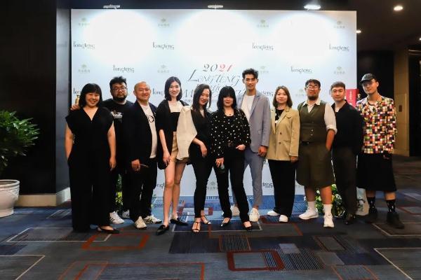 黄金酱酒冠名2021龙腾精英中国时装模特大赛全国总决赛圆满成功