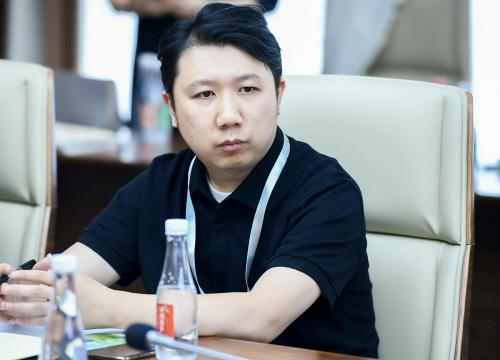 原返利网公关副总裁叶健平加盟樊登读书