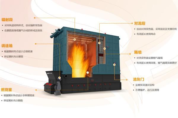 法国圣戈班集团完成导热油锅炉验收 对中正锅炉品质与服务表示认可