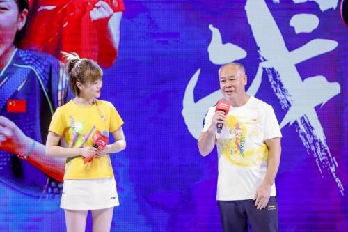 秉初心,为国战|李宁发布中国乒乓球队最新战袍