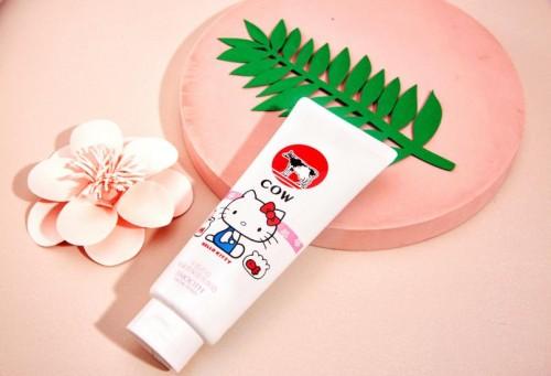 COW STYLE牛乳石硷携手品牌挚友徐洋,共同探索夏日美肌秘密