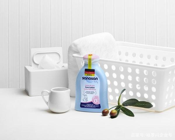 宝宝夏季护肤问题怎么破?哈罗闪柔护润肤乳给出完美方案
