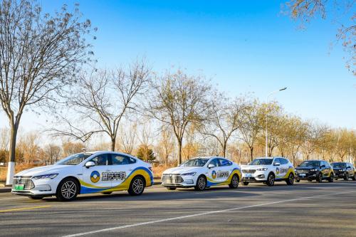 智慧交通风口来临,自动驾驶头部公司蘑菇车联全国快速落地