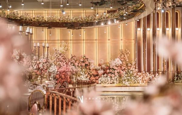 艾恩婚礼 用满满的仪式感表达最诚挚的爱意