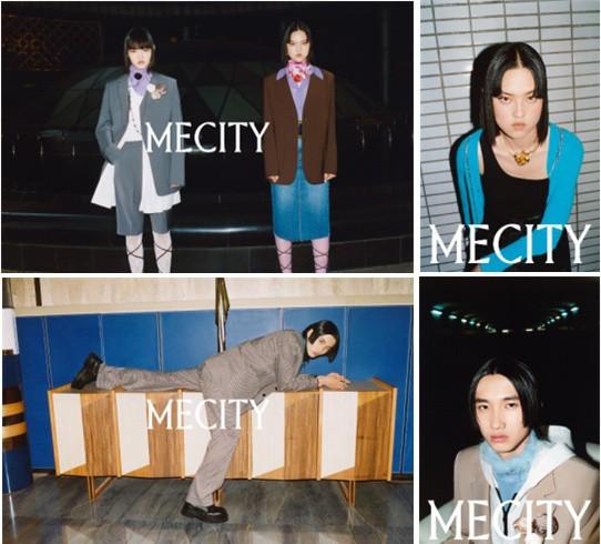 美邦服饰旗下品牌MECITY发布全新logo和21秋季形象大片