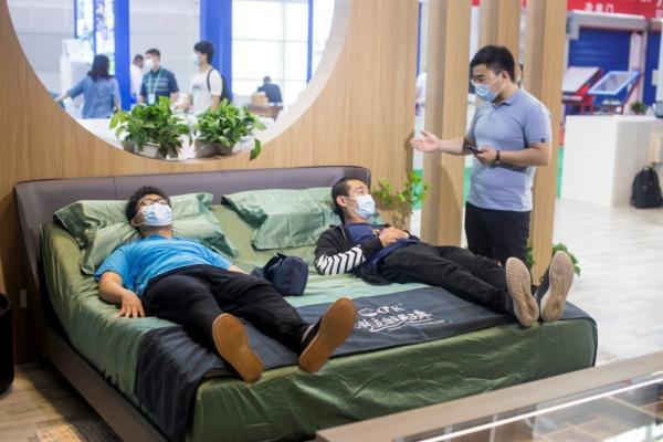再启新境 | 海尔全屋家居亮相中国绿色智慧建博展,助力家居生态新格局