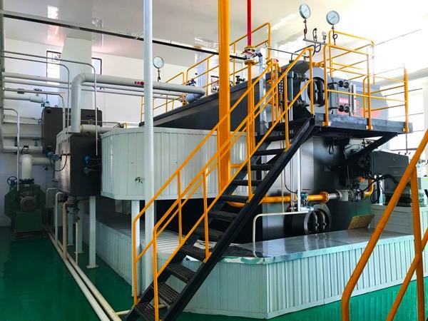 生物质汽化炉供汽不稳成难题 无锡中正锅炉为热电厂解燃眉之急