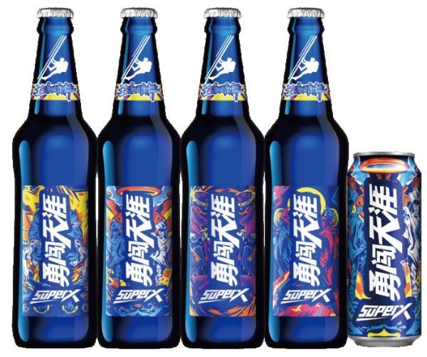 """勇闯天涯superX""""新皮肤""""上线,和小蓝瓶一起解锁街舞style!"""