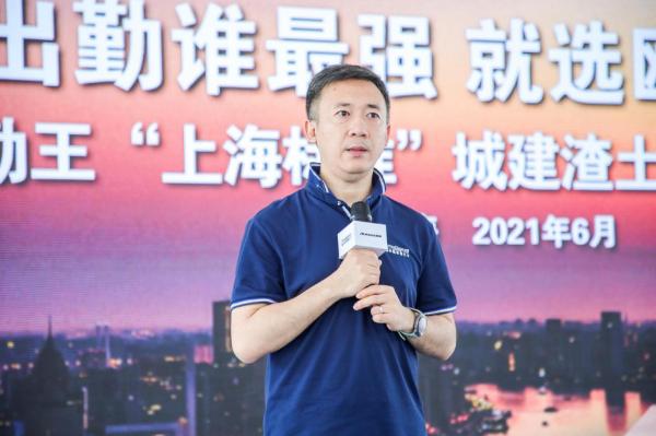击破行业痛点 助力绿色城建 欧曼全勤王专为上海定制而来