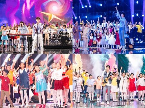 """中央广播电视总台2021年""""六一""""晚会《童心向党 茁壮成长》今晚播出"""