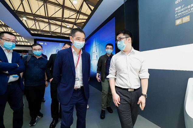 箭牌卫浴超A姿态亮相上海国际卫浴展,以生活智慧开启卫浴体验感时代