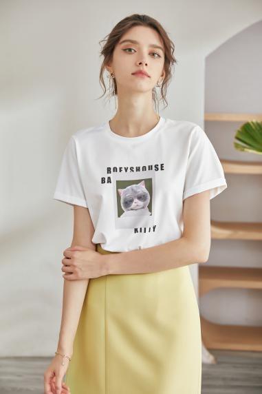 罗衣x斑布猫丨罗衣女装治愈系列上线