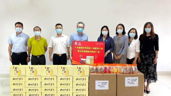 齐心协力 广州加油!看广州疫情防控战中这些力量