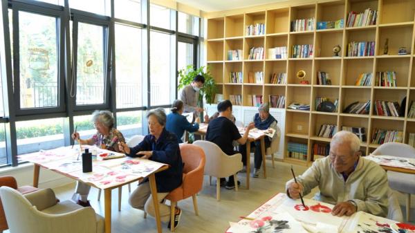 """""""养老院""""与""""护理院""""存在差异 北京幸福颐养护理院为老人创造安逸舒适的家"""