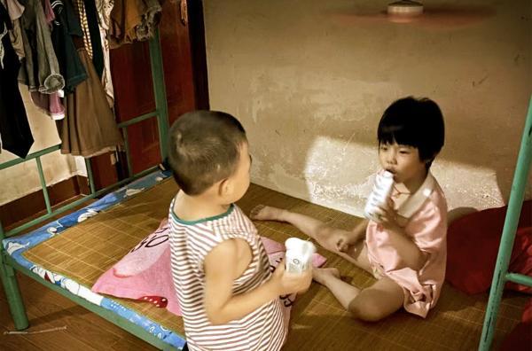 加油宝贝!国美用爱心为地贫患童生命护航
