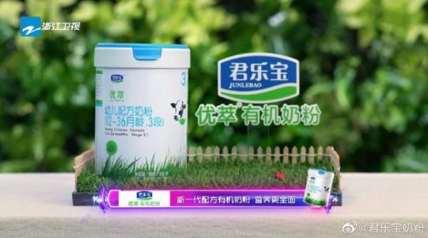 """千亿奶粉市场,君乐宝奶粉如何圈粉""""新人群""""?"""