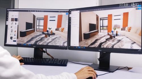 三维家推硬核科技神笔云渲版 降低家居视频营销门槛