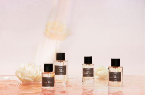 ROSEONLY首款玫瑰沙龙香水—诠释爱情的味道