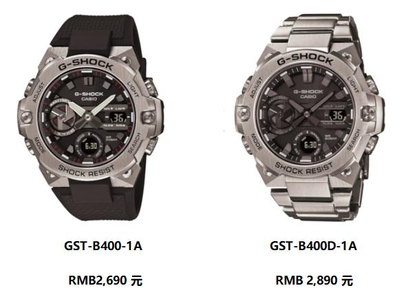以变至坚,倾力一搏丨 G-SHOCK 品牌代言人王一博演绎 GST-B400 表款