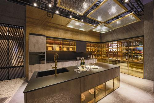 设计上海2021|科勒精选以极致色彩,打造个性未来空间