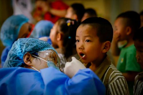"""健康从""""齿""""刻开始,""""泰康拜博儿童口腔健康公益行2021""""公益活动正式启动"""