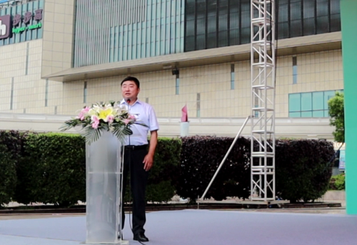 2021年江西省首届新能源汽车下乡活动在萍乡隆重举行