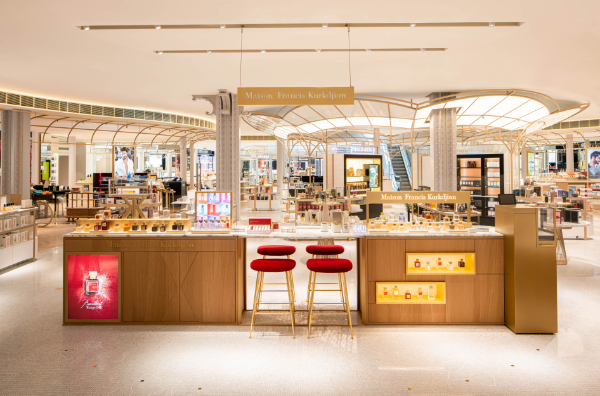 DFS于巴黎市中心开设地标性店铺——DFS旗下莎玛丽丹巴黎新桥店