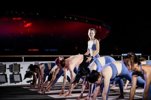 由我撑你 轻盈开练 阿迪达斯推出专业瑜伽新品,四城联动庆祝国际瑜伽日