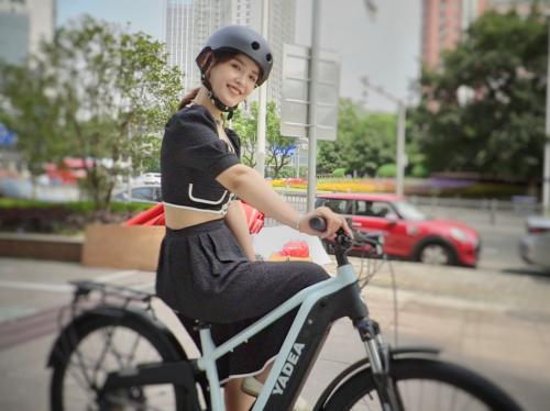 再造新潮流 雅迪电踏车无锡体验中心受热捧