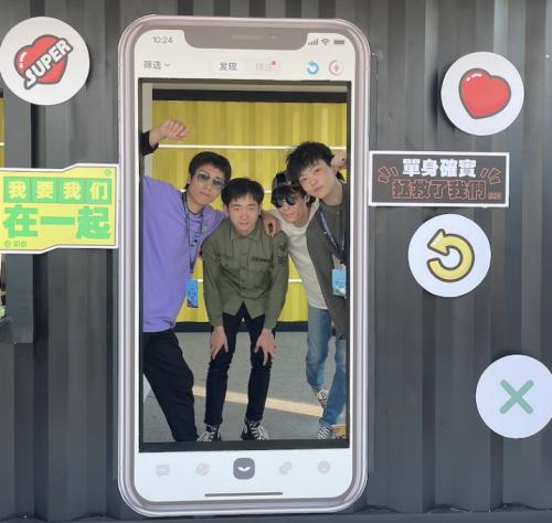 积目走进青岛麦田音乐节 线下组局引爆青年交友热潮