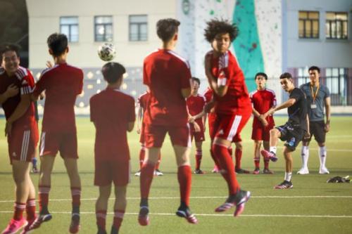 球证每一种可能 解锁差异的力量——2021 阿迪达斯球证可能之旅 活动回顾