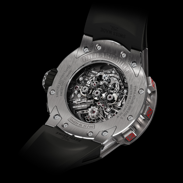 RICHARD MILLE里查德米尔RM21-01航空腕表品鉴
