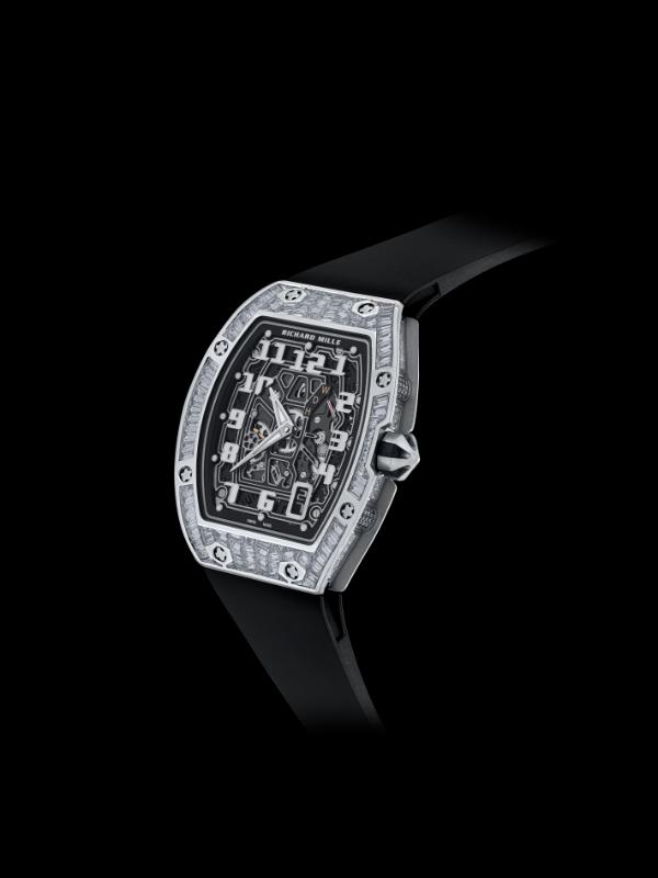 时光中窥见永恒 RICHARD MILLE里查德米尔腕表与璀璨宝石的碰撞