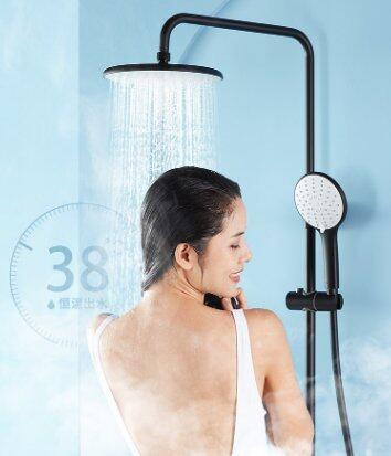 惠达卫浴 | 精心设计恒温花洒,为你带来完美沐浴体验