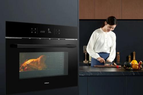 老板烤煎炸一体机行业首创,以科技赋能中国新厨房
