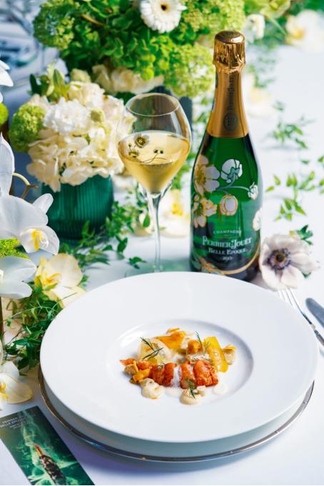 美丽时光®巴黎艺术2013年份香槟发布