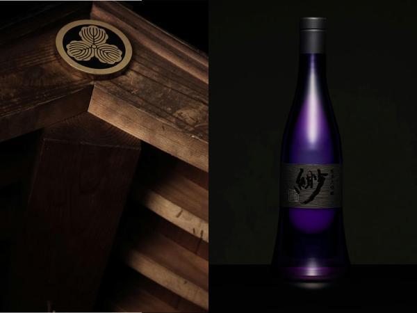 传世名门斛中缈 族纹酒藏匠心酿--日本清酒「缈」的独一无二