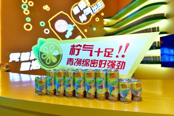 气泡+势头正当时,维他新品气泡柠檬茶能否再成就经典?