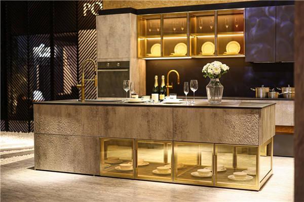 科勒橱柜衣柜现身2021设计上海,用产品品质抓住每一次机遇