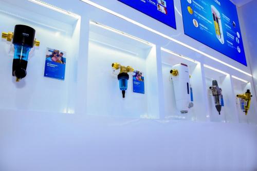 多款新品重磅亮相上海水展,飞利浦水健康持续布局高端市场