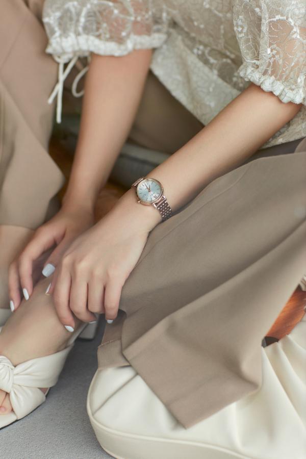 遇见,你的蜜桃时刻 CASIO SHEEN新系列 演绎女性优雅之源